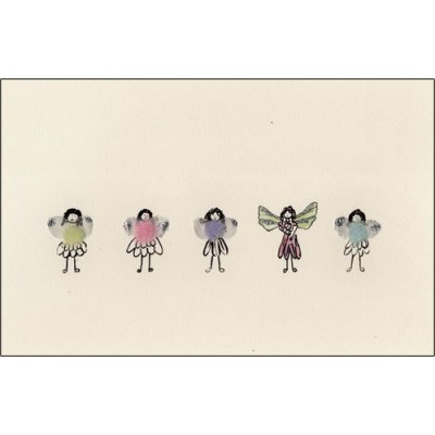 Limited Edition Print Of Fairies