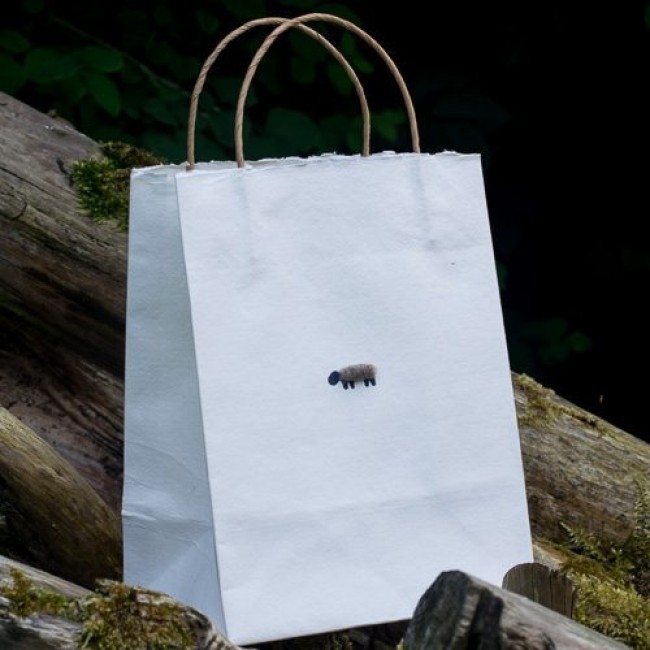 Sheep Gift Bag