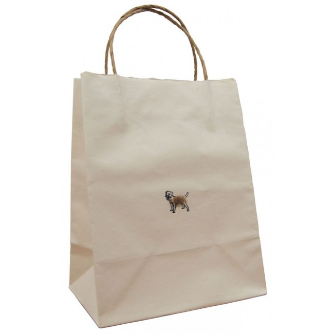 Border Terrier Gift Bag