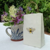 Bee Gift Bag, in 2 sizes