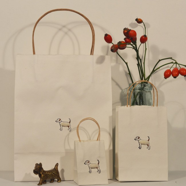 Jack Russell Gift Bag