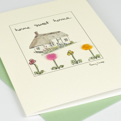 Greeting Card - New Home