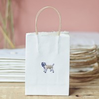 Border Terrier Gift Bag, in 2 sizes