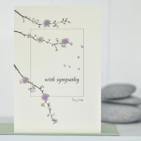 Greeting Card - With Sympathy