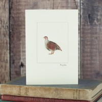 Partridge Card