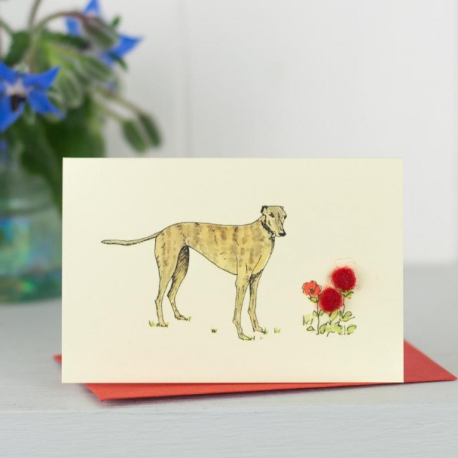 Mini Greyhound giftcard