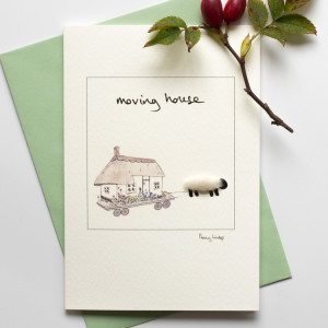 Moving House Card